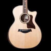 Taylor 814CE Deluxe Grand Auditorium Acoustic Electric Guitar with Case