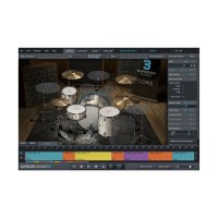 Toontrack Superior Drummer 3 Software