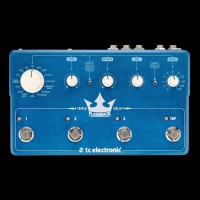 TC Electronics Flashback Triple Delay Guitar Effects Pedal