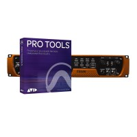Avid Pro Tools Plus Eleven Rack Bundle with Pro Tools 2018 Month Subscription