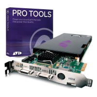 Avid Pro Tools HDX Core with Pro Tools Ultimate 2018 Software