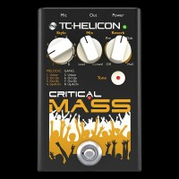 TC Helicon Critical Mass Vocal Effect Processor