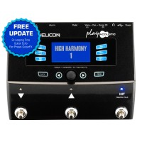TC Helicon Play Acoustic Harmonizer / Guitar Effect Processor