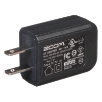 Zoom AD-17 AC Adapter for R8, H6, H2n, H1, & Q2HD Recorders
