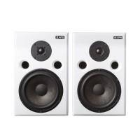 APS AEON MKi Studio Monitors Pair in White