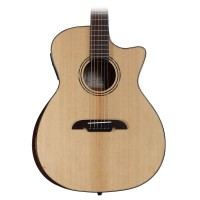 Alvarez AG60CEAR Grand Auditorium Acoustic Electric Guitar Natural