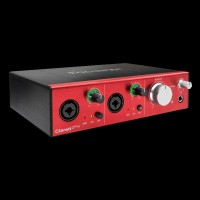 Focusrite Clarett 2 Pre 10x4 Thunderbolt Audio Interface