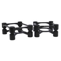 IsoAcoustics Aperta Isolation Stands - Black