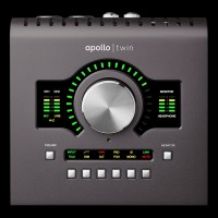 Universal Audio Apollo Twin MkII w/ Quad Processing