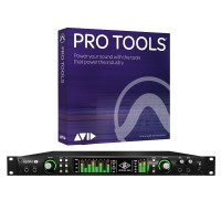 Universal Audio Apollo 8 Quad + Pro Tools 2018 Bundle