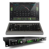 Universal Audio Apollo 8p Thunderbolt AI QUAD Processing W/Softube Console 1 MK2
