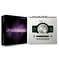 Universal Audio Apollo Twin Duo Thunderbolt Pro Tools 12 Full Version
