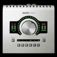Universal Audio Apollo Twin USB with Duo DSP Processing for Windows Only