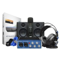 PreSonus AudioBox 96 Ultimate USB 2.0 Hardware/Software Recording Kit