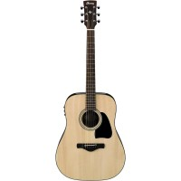 Ibanez AW58ENT Artwood Dreadnought Acoustic-Electric Guitar Natural