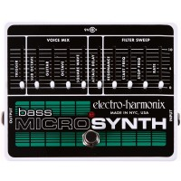 Electro Harmonix Microsynth Effects Bass Pedal