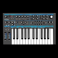 Novation Bass Station II 25-Note Analog Synthesizer
