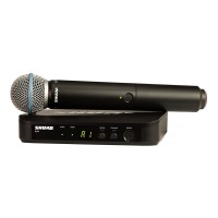 Shure BLX24/B58 H9 | BETA 58A Handheld Microphone Wireless System