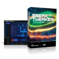 iZotope, Inc. BreakTweaker Virtual Instrument Software
