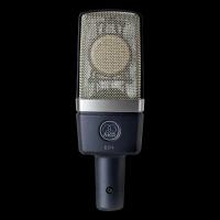 AKG C214 Microphone Large Diaphragm Condenser Mic