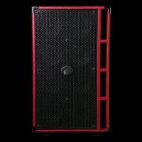 Phil Jones C8 Compact 8x5 Bass Cab Red