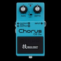 Boss CE-2W Waza Craft Special Edition Chorus Pedal