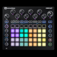 Novation Circuit Groove Box Drum Machine