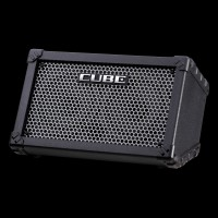 Roland Cube Street 2-Channel Battery Powered Guitar Vocal Amplifier