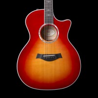 Taylor Custom Grand Auditorium Acoustic Electric Guitar