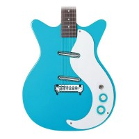 Danelectro '59M NOS - Baby Come Back Blue