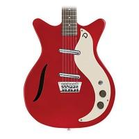 Danelectro '59 Vintage 12-String Red Metallic Electric Guitar