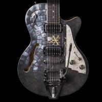 Duesenberg Soundgarden Alliance Black Hole Sun Electric Guitar w/ Case