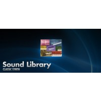 Kurzweil DCDCLASSIC Classic Synth Sound Sample Library