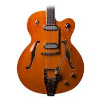 Duesenberg Gran Royale Vintage Orange Semi-Hollow Guitar w/ Case