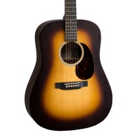 Martin DX1AE Macassar Burst X Series Dreadnought Acoustic Electric Guitar