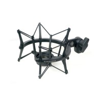 Neumann EA4 Shock Mount for TLM102 Microphone in Black