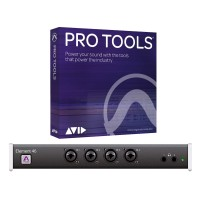 Apogee ELEMENT 46 - Thunderbolt Audio Interface + Pro Tools 2018 Bundle