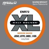 D'Addario ENR72 Half Rounds Bass