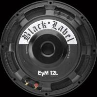 Electro-Voice EVM12L Zakk Wylde Black Label Guitar Speaker (300 Watts, 12