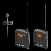 Sennheiser EW112PG3A Camera Mount Wireless Mic System