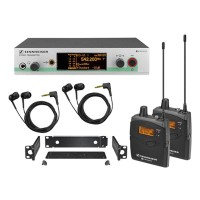 Sennheiser ew3002IEMG3 Wireless Stereo Audio-Monitoring System (A1: 470-516 MHz)