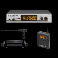 Sennheiser EW322G3B EW322 Wireless Lavalier System