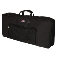 Gator 88-Note Keyboard Gig Bag; Slim Design