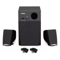 Yamaha GNSMS01 3-Piece Speaker System for GENOS