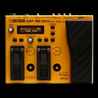 Boss GP-10GK Guitar Synth Pedal w/ GK-3 Pickup