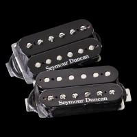 Seymour Duncan Hot Rodded Humbucker Set, Includes SH4 & SH2N Black