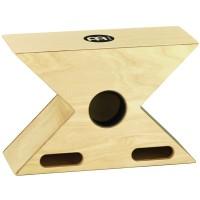 Meinl Percussion HTOPCAJ3NT Hybrid Slap-Top Cajon with Forward Sound Projection