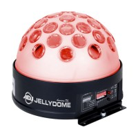 American DJ JELLYDOME LED DMX Moonflower Dome Effect with Transparent Casing