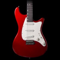 John Page Classic Ashburn Candy Apple Red w/ Gig Bag