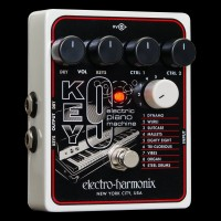 Electro‑Harmonix KEY9 Electric Piano Machine Guitar Pedal